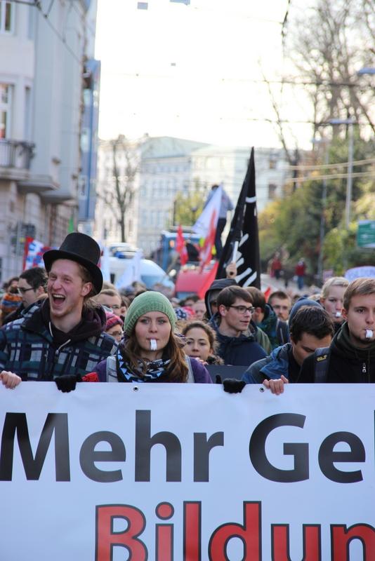 Schwerin Demo