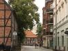 Eine Straße in Lund