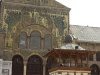 Im Hof der Omayyaden-Moschee – Die frühen muslimischen Herrscher beauftragten noch byzantinische Mosaizisten für die goldgrundige Wandgestaltung – aber mit der Auflage, Personendarstellungen strikt zu meiden.