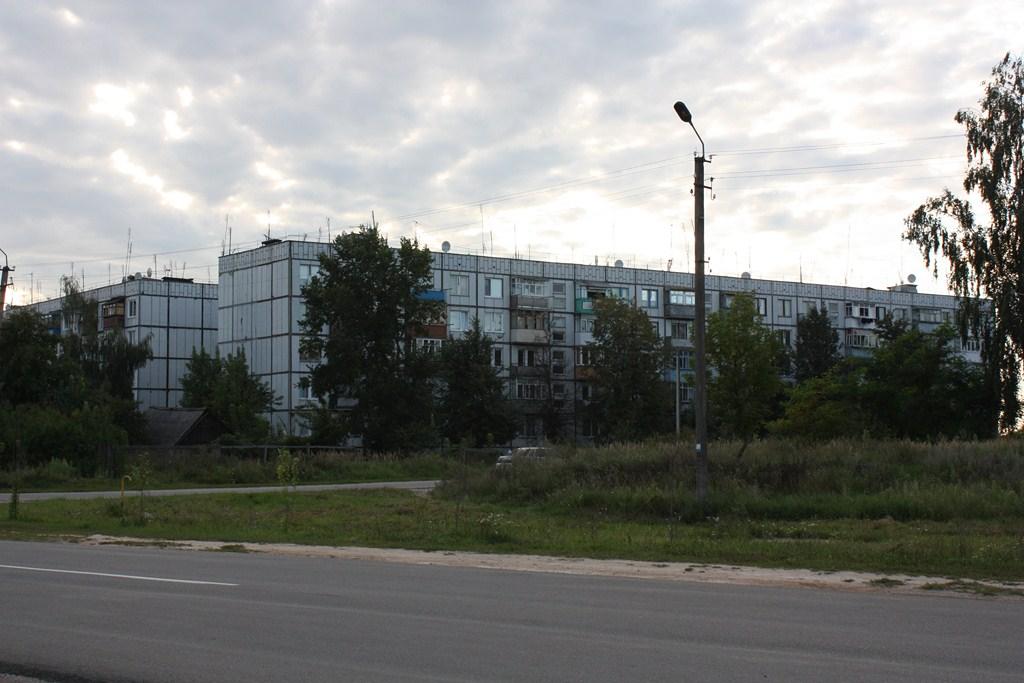 Die zweifelhafte Erfindung Plattenbau steht auch in der Ukraine noch