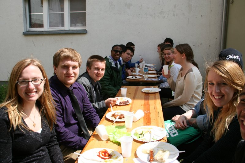 ... Freundschaften – Amerikaner in Greifswald | webmoritz