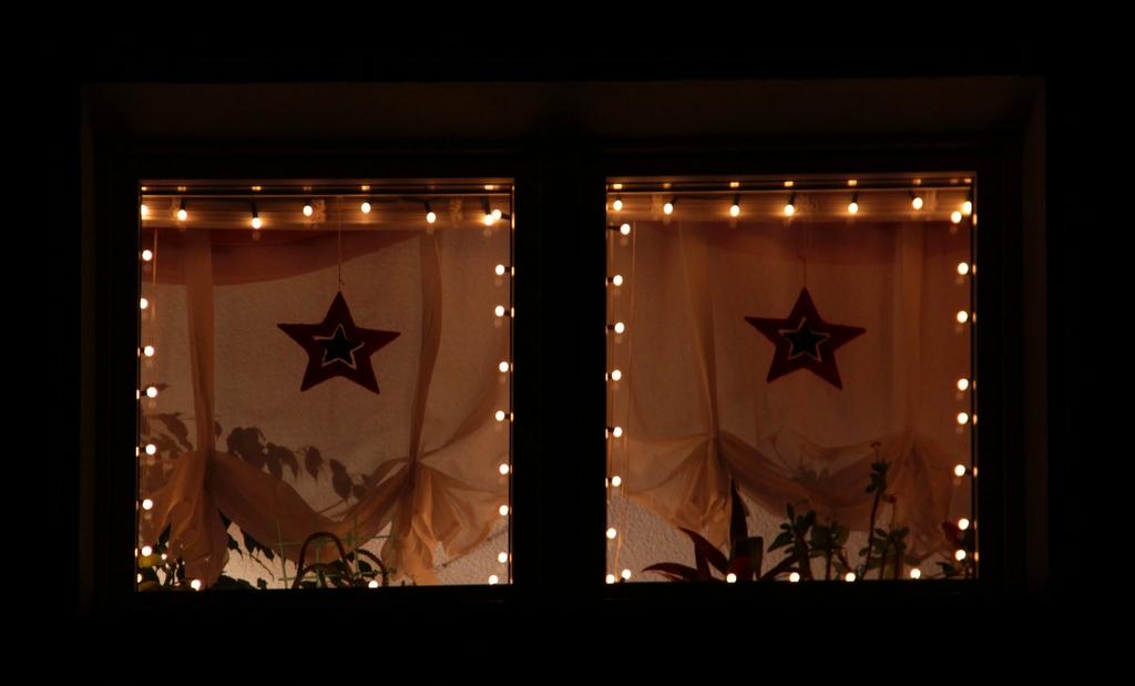23 greifswalder weihnachtsdekoration webmoritz for Fenster weihnachtsbeleuchtung