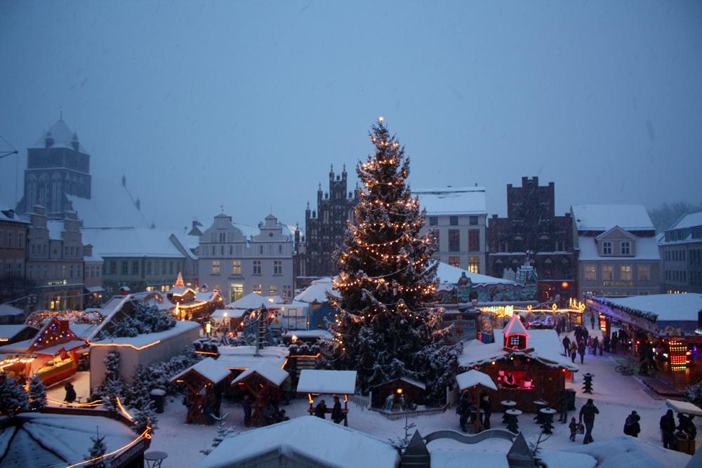 fotogalerie winter und vorweihnachten in greifswald. Black Bedroom Furniture Sets. Home Design Ideas