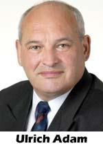 <b>...</b> CDU-Bundestagsabgeordnete <b>Ulrich Adam</b> erneut unter Druck geraten. - adam