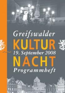 Sechste Greifswalder Kulturnacht