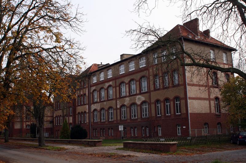Ehemailges Institu für Chemie