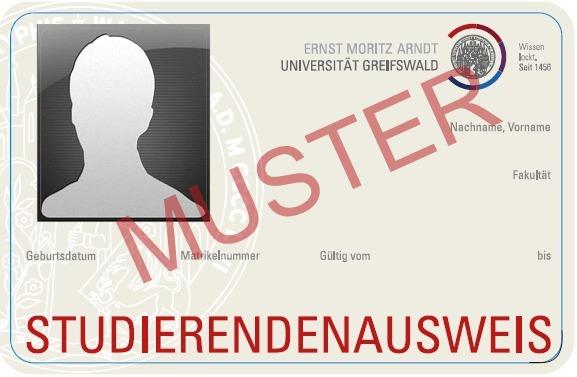 Multifunktionaler Studentenausweis