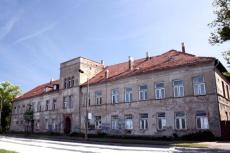 Gebäude in der Stralsunder Straße 10/11