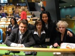 General Assembly, Delegation 2009
