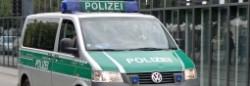 Die Polizei machte einen mutmaßlichen Täter dingfest.