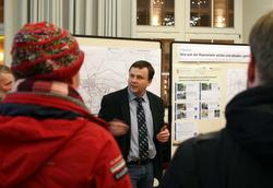 Bürger diskutieren über Möglichkeiten der Verbesserung