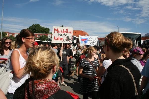 AStA plant mit bis zu 1.000 Teilnehmern für Schwerin-Demo