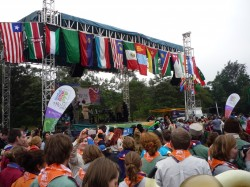 13th World Scout Moot Kenia