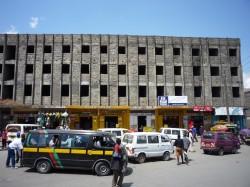 Matatu Busstation