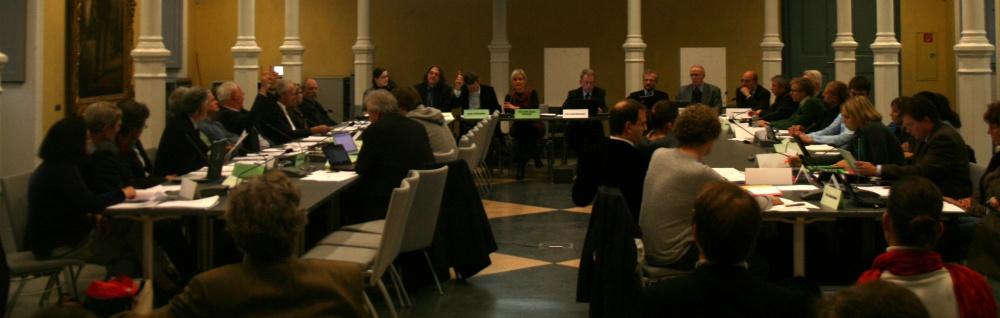 Mittwoch ist Senatssitzung: Planungsstopp für Sanierung des Historischen Instituts