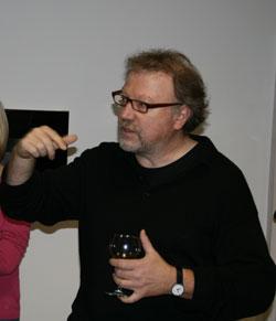 Hubert Schwarz: Künstler ins Westend holen