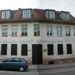 Letzter Sitz des GrIStuF e.V. in der Wollweberstraße 4