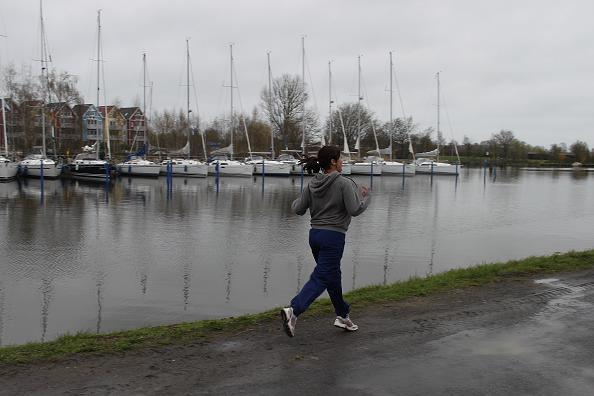 Ran an den Winterspeck: Sport in Greifswald