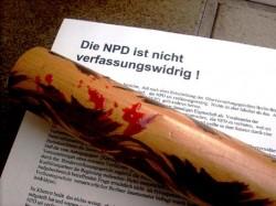 Klar verfassungsfeindlich: NPD-Video zur Maidemo