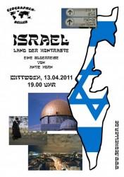 Vortrag über Israel im Geokeller