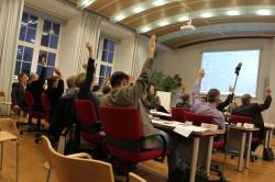 """Bürgerschaft favorisiert """"Vorpommern Greifswald"""" als neuen Kreisnamen und prüft atomstromfreie Stadtwerke"""