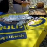 Junge Liberale feierten Grundgesetzgeburtstag
