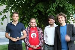 Kommunal-und Landtagswahlen 2011: Die Kandidaten der Jusos