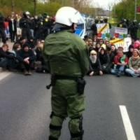 In Greifswald wurde am 1. Mai letzten Jahres die NPD-Demo stark eingeschränkt.