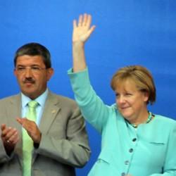 Merkel auf dem Marktplatz: CDU-Wahlkampf geht in die heiße Phase
