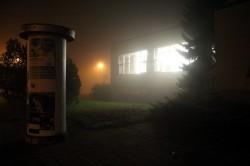 Das StuPa bei Nacht
