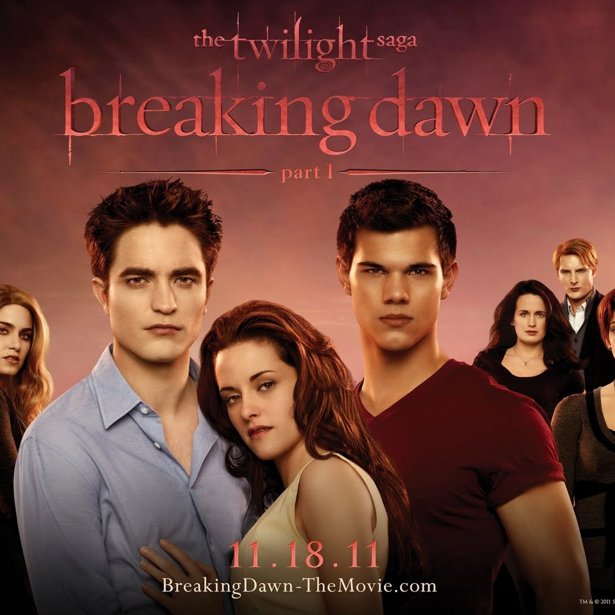 Twilight Breaking Dawn Teil 1