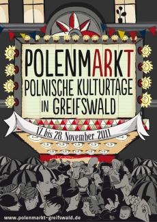 Weit mehr als Kunst – polenmARkT 2011 in Greifswald (Teil 2)
