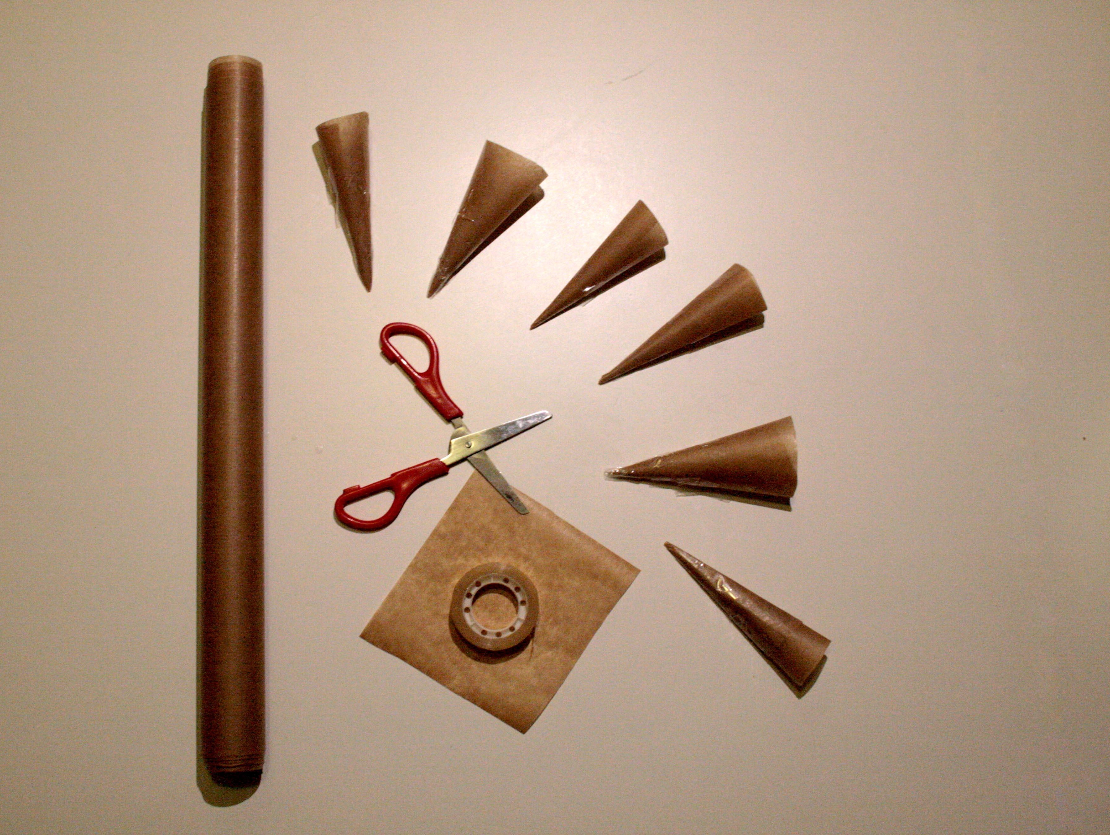 4 – schoko-tannenbäumchen zum selbermachen | webmoritz.