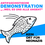 Initiativen rufen zur antifaschistischen Demonstration