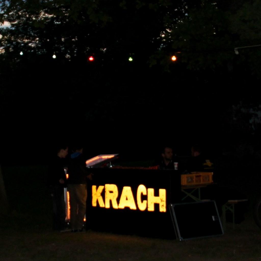 KRACH – Rocking the idyll