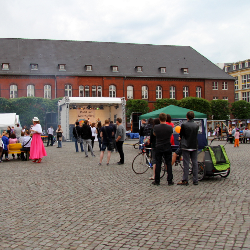 Für mehr Toleranz in Greifswald