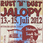 Bock auf Retro? – Rust'n'Dust Jalopy in Teterow
