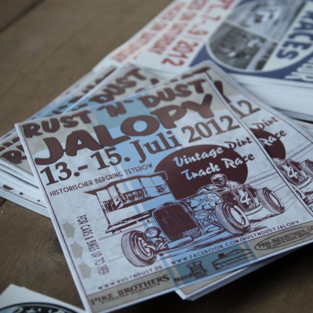 Fotogalarie: Rust'n'Dust Festival