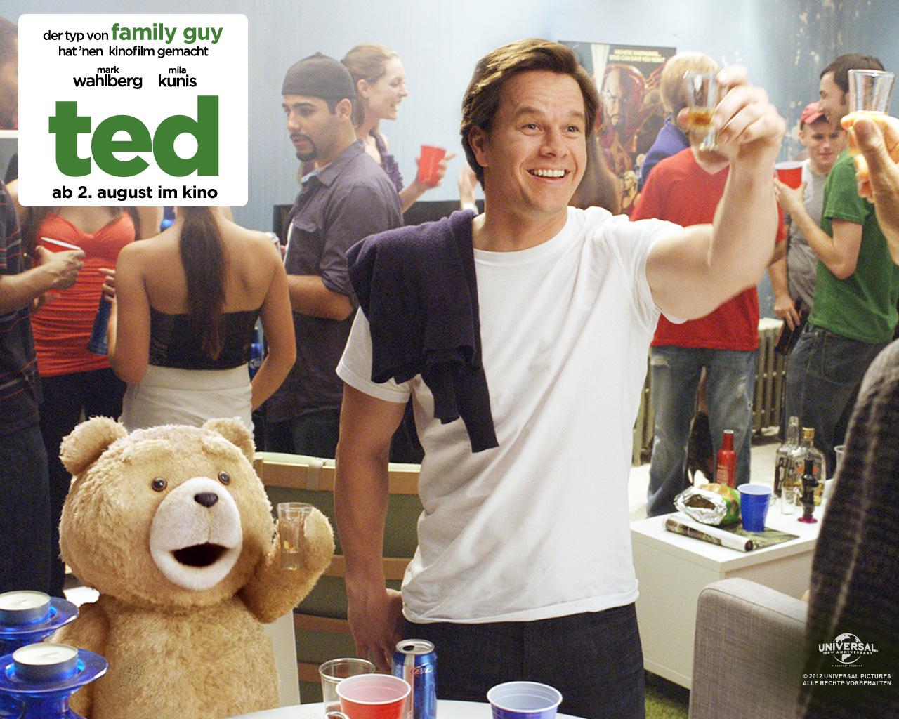 Ted – Wenn es gewittert, braucht jeder einen Donnerbuddy