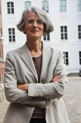 Die Rektorin Hannelore Weber
