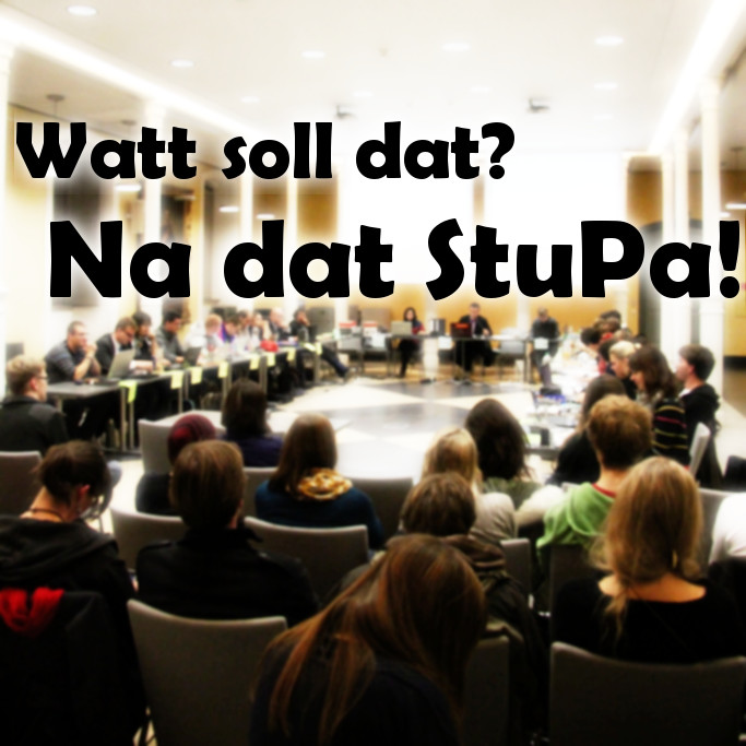 Das StuPa-Einmaleins