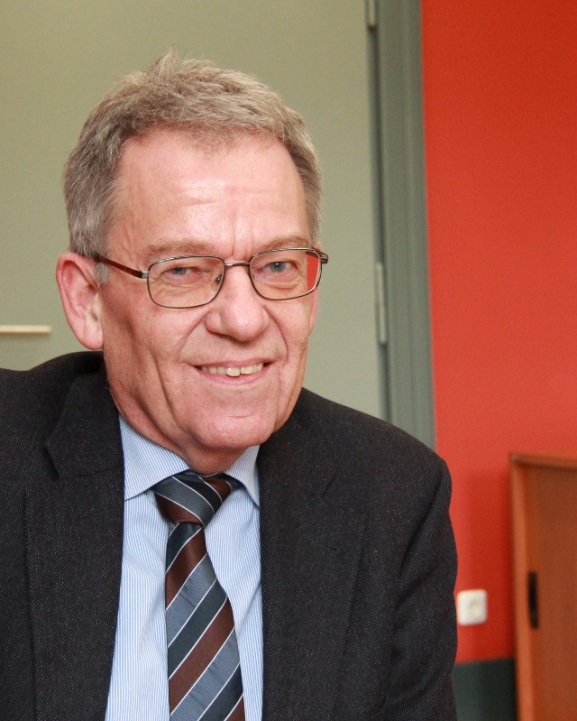"""""""Studentische Kultur ist ein weicher Standortfaktor"""" – Rektor Westermann im Abschiedsinterview"""