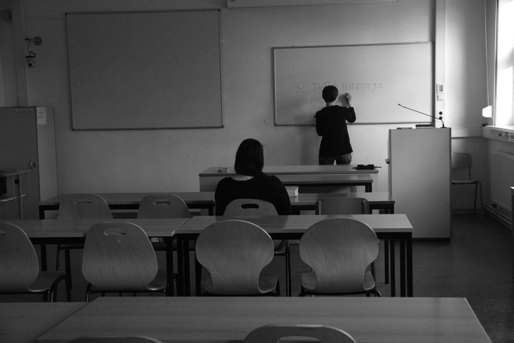 TITEL: Einsam und allein