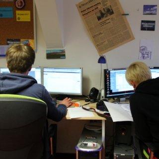 Moritz sucht: Chefredakteure und Geschäftsführung