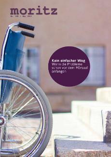 Moritz 105 Mai 2013 Kein Einfacher Weg Webmoritz