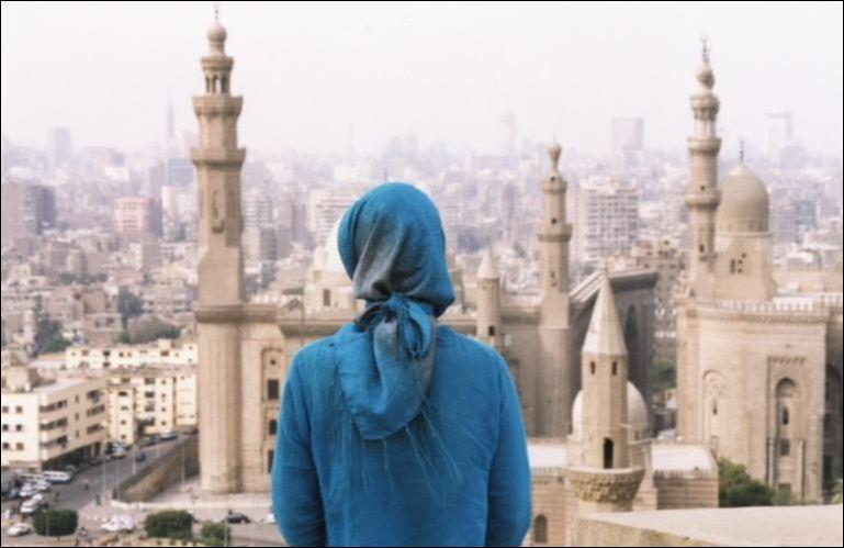 Ein Außerirdischer in Kairo