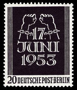 60 Jahre Volksaufstand
