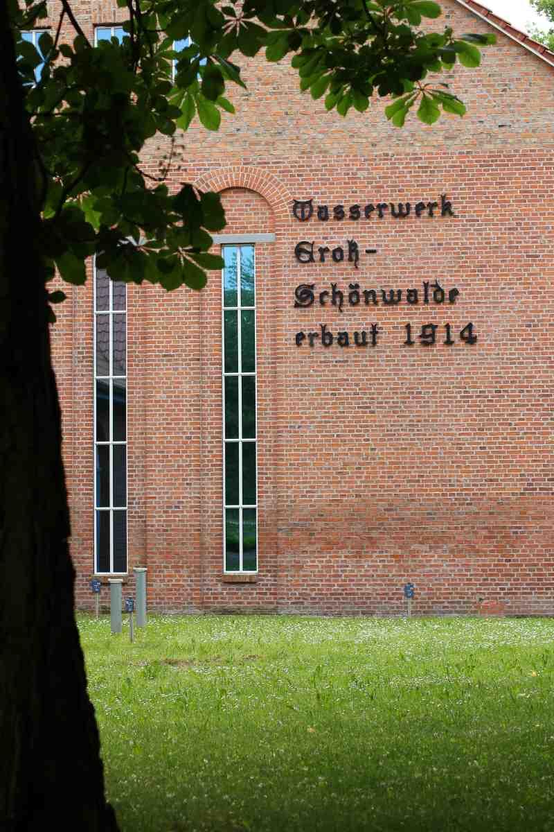 Das kühle Nass aus Groß Schönwalde – Tag der offenen Tür beim Wasserwerk Greifswald