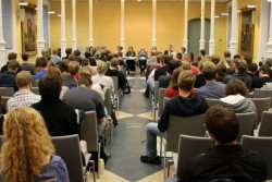 Viel geredet, wenig (neues) gesagt: Die Podiumsdiskussion zur Bundestagswahl