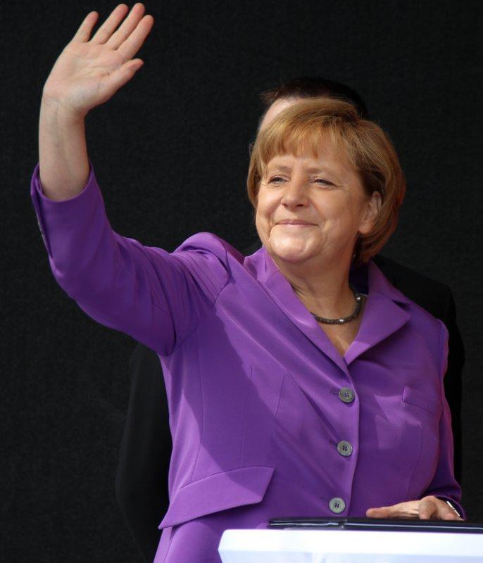 Angela Merkel: Das wahre Interview